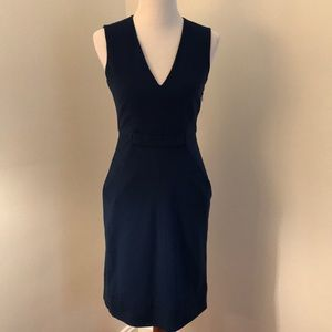 Blue Diane Von Furstenberg Dress